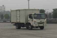 大运牌CGC2043XHDE33E型越野厢式运输车图片