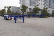 通华牌THT9405TJZA01型集装箱运输半挂车图片