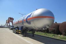 建成牌JC9402GYQQY1型液化气体运输半挂车图片