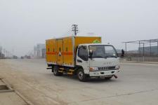 江特牌JDF5070XFWHFC5型腐蚀性物品厢式运输车图片