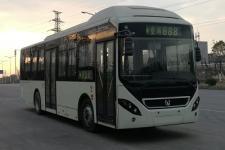 万向牌WXB6100GEV3型纯电动城市客车
