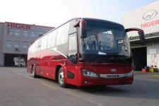 海格牌KLQ6111YAE50型客车图片
