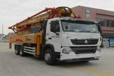 XZJ5340THBZ型徐工牌混凝土泵车图片