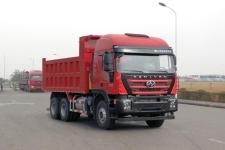 红岩牌CQ3256HMVG364L型自卸汽车图片