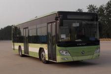 福田牌BJ6105CHEVCA-7型插电式混合动力城市客车图片