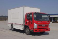 十通牌STQ5048XSH5型售货车图片