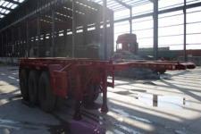 骏彤牌JTM9405TJZ型集装箱运输半挂车图片