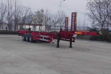 麟州牌YDZ9409TJZE型集装箱运输半挂车图片