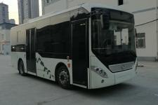 8.6米万向WXB6860GEV纯电动城市客车