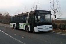 黄河牌JK6106GCHEVN5Q2型插电式混合动力城市客车图片