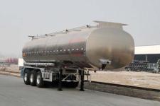 万事达牌SDW9401GYS型铝合金液态食品运输半挂车