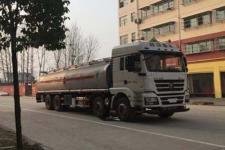 程力威牌CLW5320GYYLS5型铝合金运油车