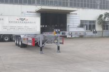 常春宇创牌FCC9406TJZA型集装箱运输半挂车图片