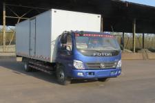 福田牌BJ5129XXY-FE型厢式运输车图片