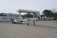 通华牌THT9356TJZA型集装箱运输半挂车图片