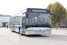 黄河牌JK6126GCHEVN5Q型插电式混合动力城市客车图片