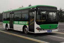 8.1米 10-35座江西纯电动城市客车(JXK6811BEV)