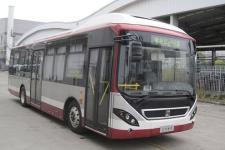 申沃牌SWB6108BEV03型纯电动城市客车