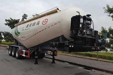铁马牌XC9400GFLBVAD型中密度粉粒物料运输半挂车图片
