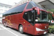 海格牌KLQ6142BE51型客车图片