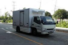 玉柴专汽牌NZ5040XLCEV型纯电动冷藏车图片