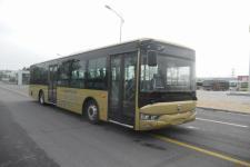 亚星牌JS6128GHEV12型插电式混合动力城市客车图片