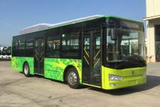 金旅牌XML6105JEVD0C2型纯电动城市客车图片