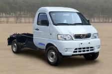 中悦牌ZYP5030ZXXBEV型纯电动车厢可卸式垃圾车图片