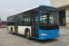 金旅牌XML6105JHEVD5CN2型插电式混合动力城市客车图片