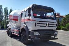 北奔牌ND5250GJBZ23型混凝土搅拌运输车图片