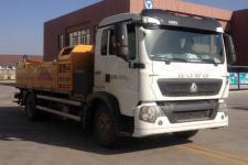 XZJ5155THB型徐工牌车载式混凝土泵车图片
