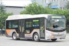 恒通客车牌CKZ6851HBEVG型纯电动城市客车图片