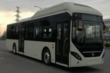 万向牌WXB6121GEV3型纯电动城市客车
