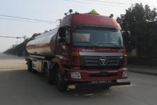 特运牌DTA5310GYYB5型铝合金运油车