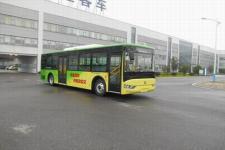 10.1米亚星JS6101GHBEV17纯电动城市客车