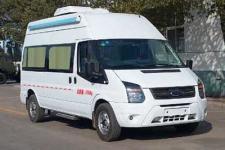 程力威牌CLW5045XLJJ5型旅居车