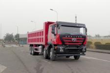 红岩牌CQ3316HMDG396S型自卸汽车图片
