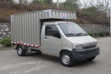 五菱牌WLZ5020XXYBQY型厢式运输车图片