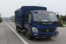 福田牌BJ5109CCY-FD型仓栅式运输车图片