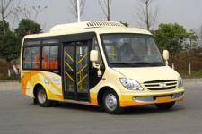 蜀都牌CDK6550CED5型城市客车