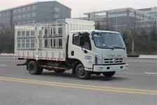 福田牌BJ2043Y7JBA-AD型越野仓栅式运输车图片