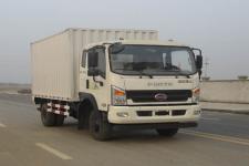 福达(FORTA)牌FZ5040XXY-E51型厢式运输车
