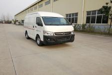 大马牌HKL5040XXYBEV1型纯电动厢式运输车图片