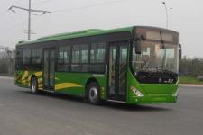 中通牌LCK6127PHEVG3型插电式混合动力城市客车图片