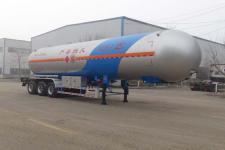 昌骅牌HCH9401GYQB型液化气体运输半挂车图片