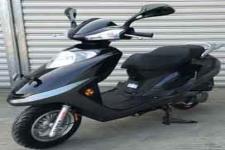 南方牌NF125T-9A型两轮摩托车图片