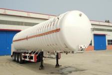 泊龙13米20.8吨3轴低温液体运输半挂车(SJL9401GDY)