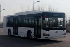 舒驰牌YTK6101GEV型纯电动城市客车