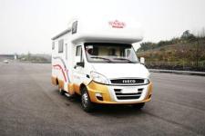 中专专汽牌ZZQ5040XLJ型旅居车
