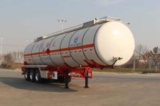 AKL9409GRYB型开乐牌易燃液体罐式运输半挂车图片